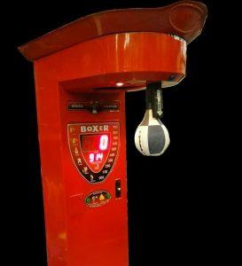 Zmerajte si svoje sily na našom obľúbenom boxovacom automate